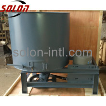 High efficiency glue mixer for making wood pallets