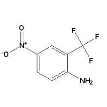 2-Amino-5-nitrobenzotrifluoruro N ° CAS 121-01-7