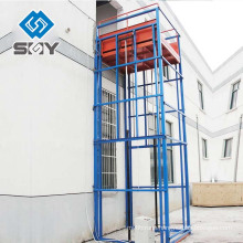 More Convient Using Hydraulic car/material lifting platform for sale