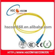 Cordon de raccordement fibre optique (SC-SC-Simplex)