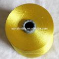 Raw white 100% viscose rayon filament yarn/polyester viscose yarn