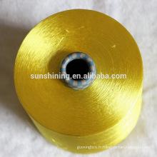 Le fil de filament rayonne 100% viscose le moins cher 300d