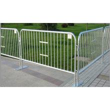 ПВХ покрытием временный забор (для дорожного строительства)