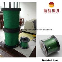 4 пряди 8 Strand плетеный линии
