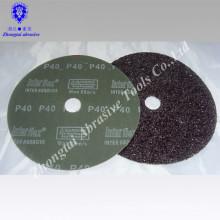 Rueda abrasiva del disco de la fibra del carburo de silicio de Interflex de 180m m 7inch