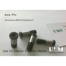 Axis Pin, Use in Computer Embroidery Machine