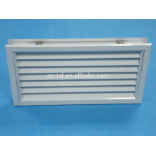 Aluminum Return Air Grille for Doors