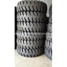 18.00-25 com 40pr E4, pneumático OTR para guindaste portuário
