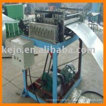 Máquina formadora de rollos de pernos para la bandeja de cables