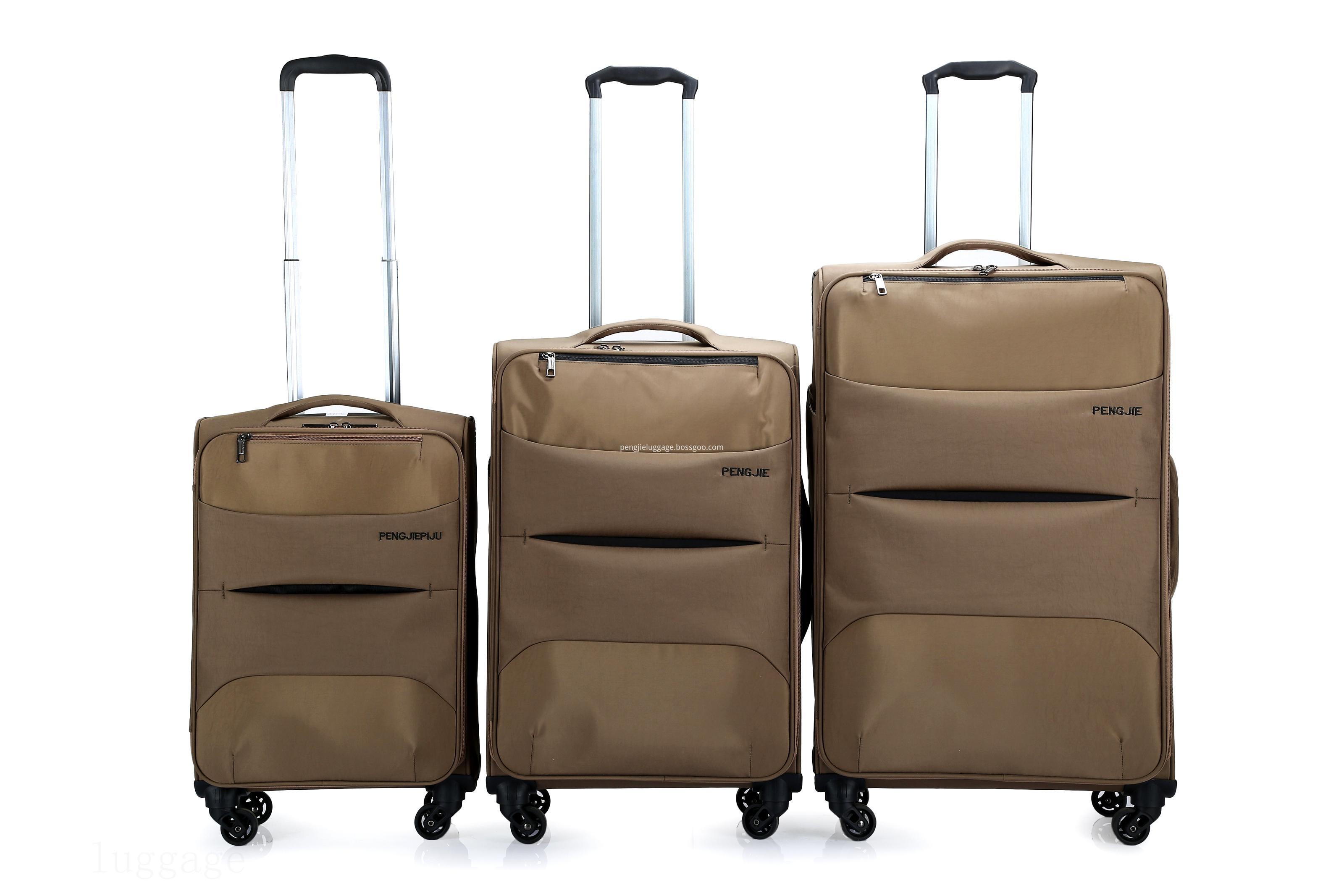 3116#fabric luggage