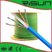 Cable de red UTP CAT6 Cable de red Cat5 / Cat5e / CAT6