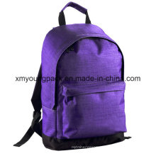 Moda Leve Versátil Campus Student Backpack Bag