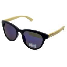Старинные деревянные солнцезащитные очки моды (SZ5763-1)