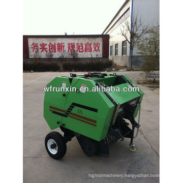 RUNSHINE straw hay baler(round type)