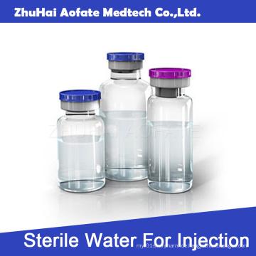 Steril Wate für Injektion 5ml 25ml