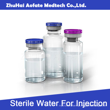Estéril Wate para Injeção 5ml 25ml