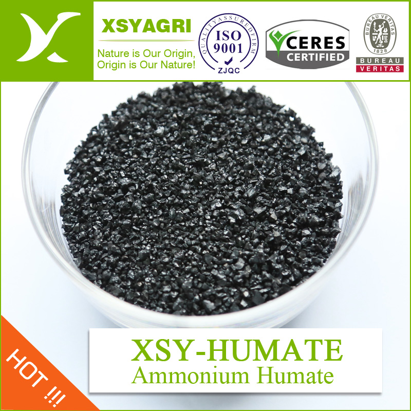 ammonium Humate amendement organique du sol