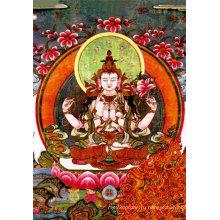 Фабрика низкая цена ПП в 3D Индийского Бога фотографии, 3D картины Индийский Бог