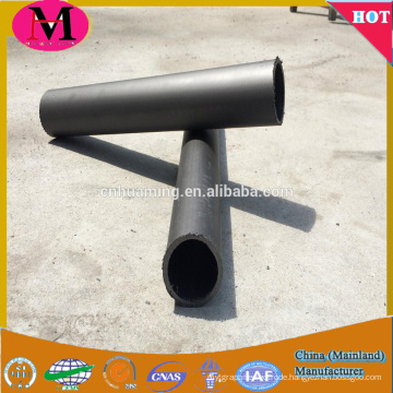 Chinese customized carbon graphite tube /pipe manufacturer