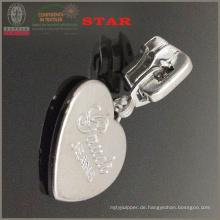 Custom Zipper zieht für hochwertigen Reißverschluss
