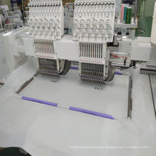 Double Head Computer Embroidery Machine with Best Design