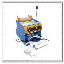 K303 Máquina de tigela de selagem manual de tamanhos de 3 tamanhos