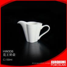 Chine de magasinage en ligne fournitures de crème à café vaisselle porcelaine
