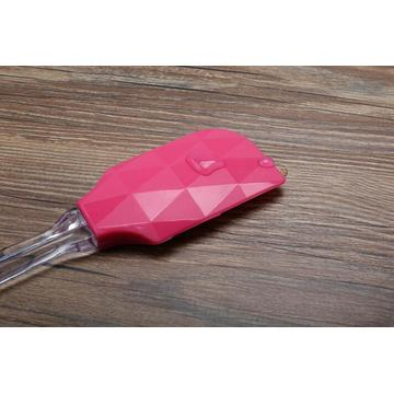 FDA diamond surface silicone cake spatula for baking