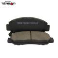 Keramischer Bremsbelag ISO9001 für HONDA mit Emark