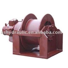 ASJ Kran hydraulische Seilwinde