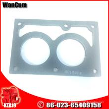 A gaxeta a mais barata 3010918 do alojamento do termostato das peças de motor K19 CUMMINS