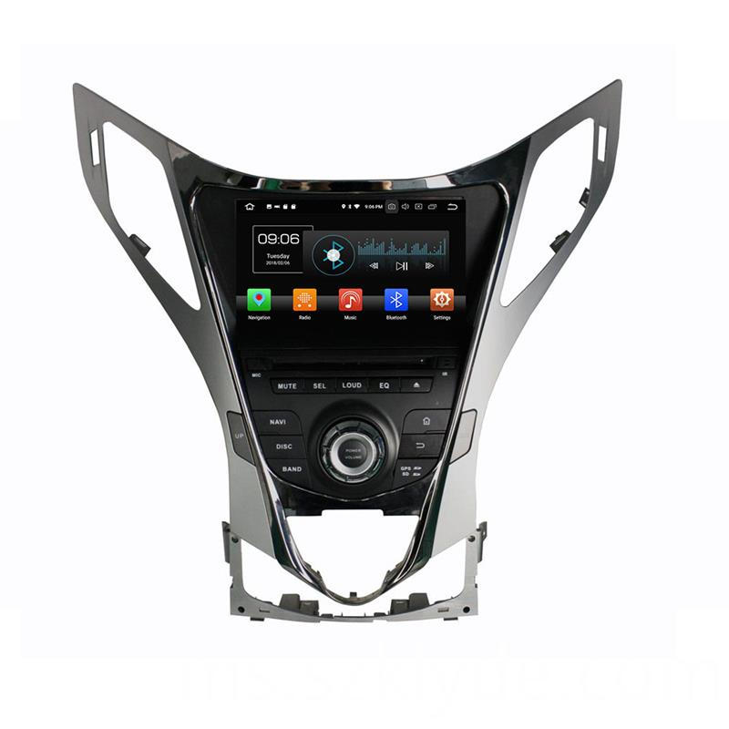Android Azera 2011 Car Radio