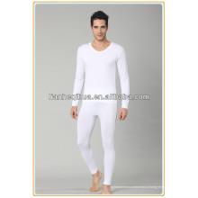 Высокое качество мягкие сексуальные мужчины длинные johns, зима бесшовные длинные белье johns
