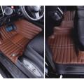 Циновки автомобиля ковер Acm101b синтетическая кожа XPE для Volvo, Ягуар