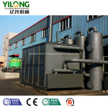 Machine de recyclage de raffinerie de plastique