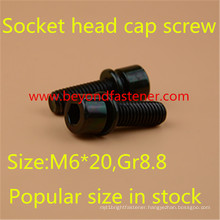 Hex Socket Cap Screw Spring Washer Sems Screw