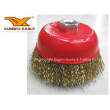 Different Types of The Crimped Wire Cup Brush