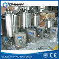 Pl Stainless Steel Jacket Emulsification Mixing Tank Oil Blending Machine Crystallizer Tank