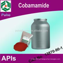 Fornecer Cobamamide (adenosylcobalamin) em pó / 13870-90-1