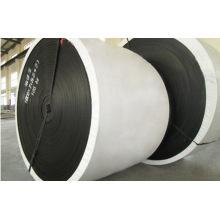 Cintas transportadoras de caucho de poliéster plano para plantas de minería y plantas químicas
