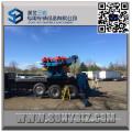 Heavy Duty 50 Ton Sliding Rotator Road Wrecker Upper Body