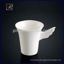 Nizza Design für chrismas romantische Cafeteria verwenden Procelain Becher Eiscreme Tasse Dessert Tasse