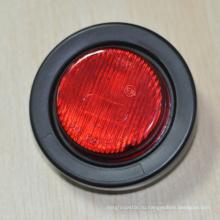 DOT / SAE светодиодные боковые габаритные огни для грузового автомобиля