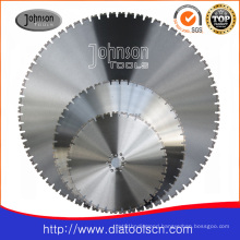 600-1800mm Diamond Wall Saw Blade for Cutting Reinforced Concrete
