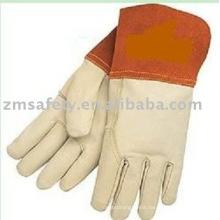 Cowhide TIG welding glove ZM015-B