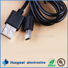 High Speed USB 2.0 Am to Mini 5p Bm Cable