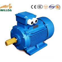 Cast Iron Housing AC 3 Phase Electric Tool Motors (Y2 Series)