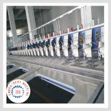 2014 new high speed (1200rpm) computer embroidery machine