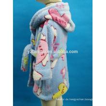Hot Verkauf Soft Kinder Altersgruppe Polyester Coral fleece schlafen tragen