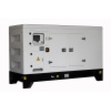 125kVA 100kw Standby Rating Power Cummins Soundproof Diesel Generator